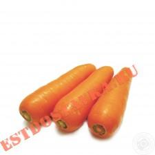 Морковь мытая 1 упаковка