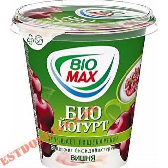 """Купить Биойогурт """"Bio-Max"""" вишня 2,6% 290г"""
