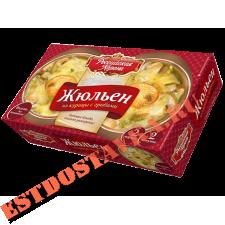 """Жюльен """"Российская Корона"""" из курицы с грибами 250г"""