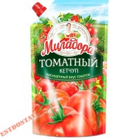 "Кетчуп ""Миладора"" Томатный 350г"
