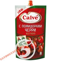 "Кетчуп ""Calve"" с помидорами черри 350г"
