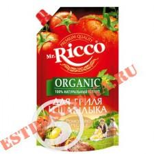 "Кетчуп ""Mr. Ricco"" Pomodoro Speciale для гриля и шашлыка 350мл"