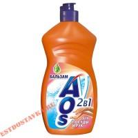 """Моющее средство """"Aos"""" с бальзамом 500г"""