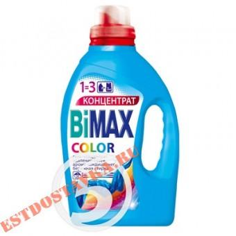 """Купить Гель-концентрат """"Bimax"""" Color для стирки 1500г"""