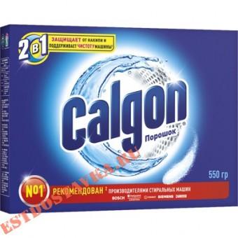"""Купить Средство """"Calgon"""" для умягчения воды 2in1 550г"""