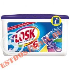 "Капсулы для стирки ""Losk"" Duo-Caps Color Active 6 14шт"