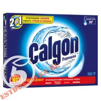"""Купить Средство для стиральной машины """"Calgon"""" 2в1 550г"""