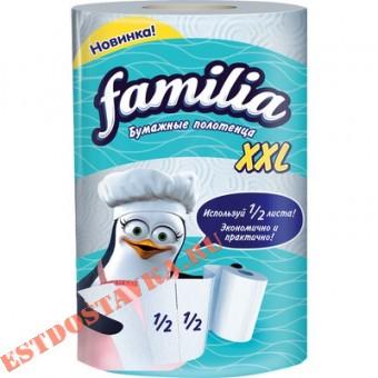 Купить Полотенца Familia Xxl бумажные 2 слоя 1шт