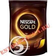 """Кофе """"Nescafe"""" Gold натуральный сублимированный 150г"""