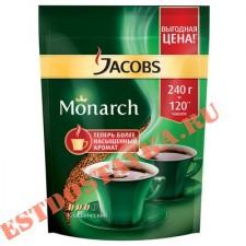 """Кофе """"Jacobs"""" Monarch 240г"""