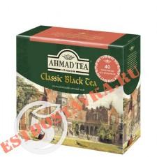 """Чай """"Ahmad"""" Tea Classic черный листовой 40*2г"""