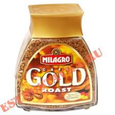 """Кофе """"Milagro"""" Gold Roast натуральный растворимый сублимированный 50г"""