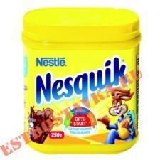 """Какао """"Nesquik"""" в пластиковой банке 250г"""