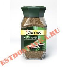 """Кофе """"Jacobs"""" Monarch растворимый 95г"""