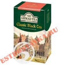 """Чай """"Ahmad"""" Tea Классический черный листовой 100г"""