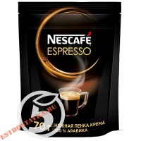 """Кофе """"Nescafe"""" Espresso натуральный растворимый 70г"""