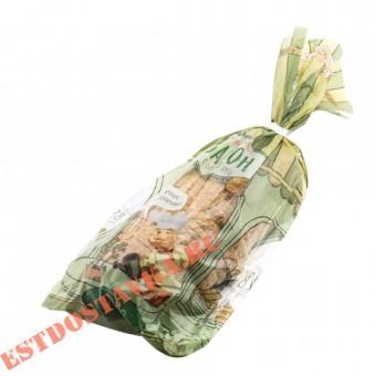 Купить Батон Пшеничный с отрубями хлебозавод 28 300г