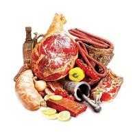Колбаса, копченности, мясные деликатесы