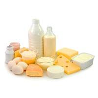 Молочные продукты, сыр и яйца