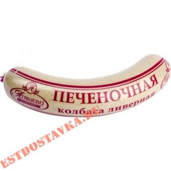 """Купить Колбаса """"Атяшево"""" ливерная Печеночная вареная 250г"""