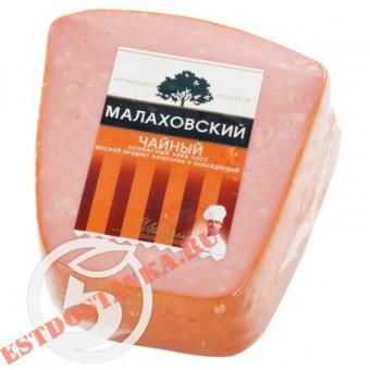 """Купить Продукт мясной """"Малаховский Мк"""" Чайный вареный кат.Б 400г"""