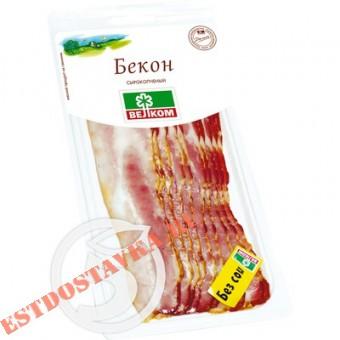 """Купить Бекон """"Велком"""" сырокопченый нарезка в/у 150г"""