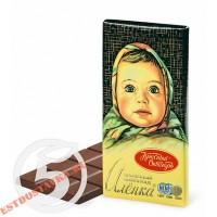 """Шоколад """"Аленка"""" молочный 100г"""