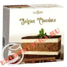 """Торт """"Ла Крем"""" Бельгийский Шоколад 600г"""