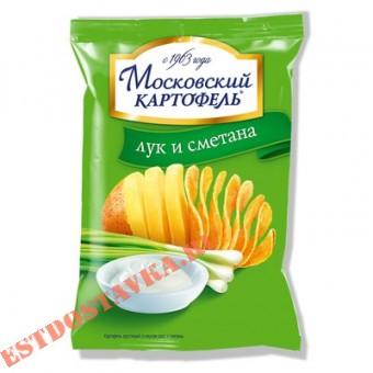 Купить Картофель Московский с луком и сметаной 70г