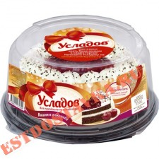 "Торт ""Усладов"" Вишня в шоколаде 800г"