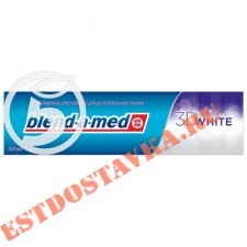 "Зубная паста ""Blend-A-Med"" Трехмерное Отбеливание 100мл"