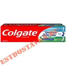 """Зубная паста """"Colgate"""" тройное действие 100мл"""