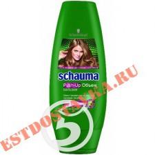 """Бальзам для волос """"Schauma"""" Push-Up Объем 200мл"""