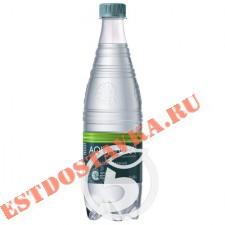 """Вода """"Aquanika"""" минеральная питьевая столовая газированная 0,618л"""