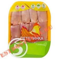 """Бедро """"Петелинка"""" цыпленка бройлера без кости без кожи охлажденное 1кг"""