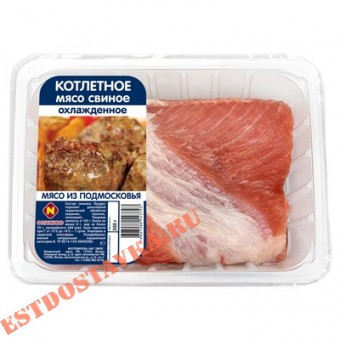 """Купить Мясо """"Останкино"""" котлетное свиное 500г"""