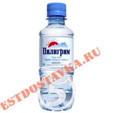 """Вода """"Пилигрим"""" питьевая 0.25л"""