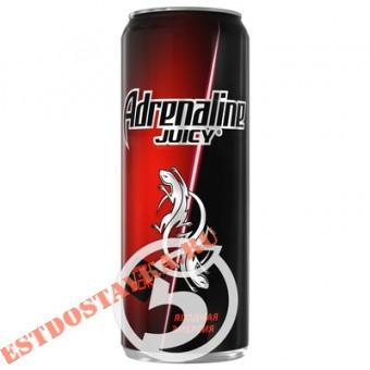 """Купить Напиток """"Adrenalin""""e Rush энергетический Red Energy 0.5л"""