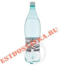 """Вода """"Societe Minerale"""" минеральная питьевая лечебно-столовая газированная 1,5л"""