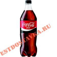 """Напиток """"Coca-Cola"""" Зеро 1л"""
