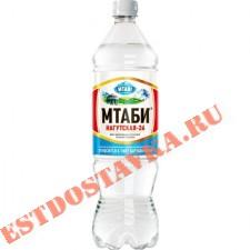 Вода Мтаби минеральная 1,25л