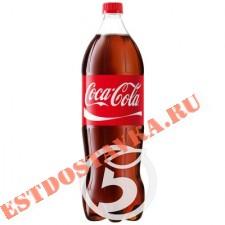 """Напиток """"Coca-Cola"""" сильногазированный 1.5л"""