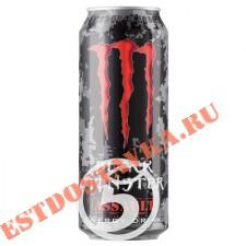 """Напиток """"Black Monster"""" Assault тонизирующий газированный 0,5л"""