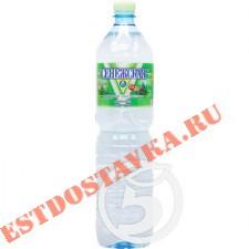 """Вода """"Сенежская"""" минеральная питьевая негазированная 1.5л"""