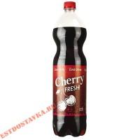 """Напиток """"Fresh Сherry"""" сильногазированный 1,5л"""