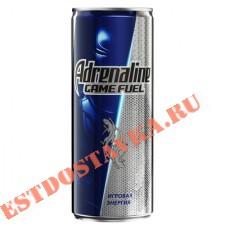 "Напиток ""Adrenalin""e Game Fuel энергетический 0,25л"