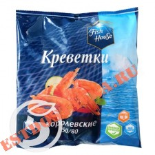 """Креветки """"Fish House"""" Королевские 800г"""