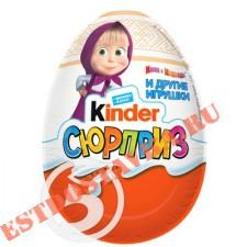 """Яйцо с игрушкой """"Kinder Surprise"""" Фиксики 20г"""