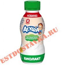 """Напиток """"Агуша"""" Биолакт кисломолочный 3,2% 200г"""