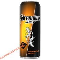 "Напиток энергетический ""Adrenalin""e Rush Джуси ж/б 0.5л"